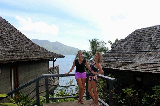 Hilton Seychelles Northolme Resort & Spa: виллы хилтона