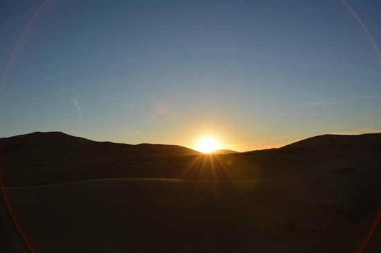 Morocco Key Travel: Sunset at Er Chebbi