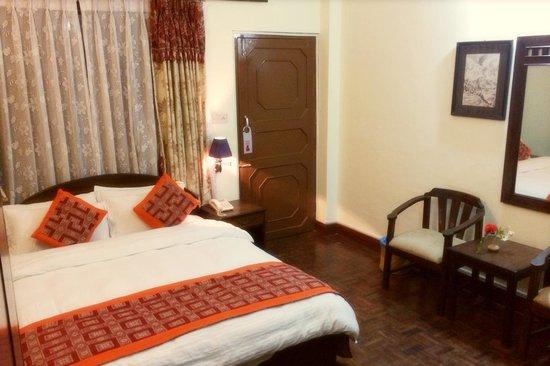 Hotel Encounter Nepal: Room1