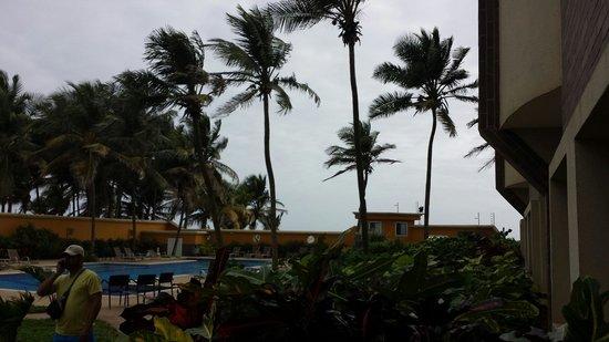 Hotel Playaroa: Piscina