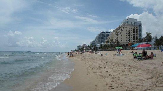 Las Olas Beach: Beautiful Ft Lauderdale Beach