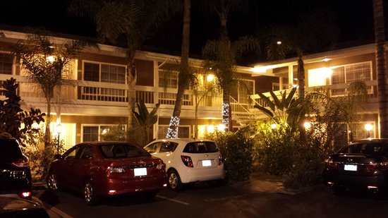 Best Western Plus Carriage Inn: De Nuit