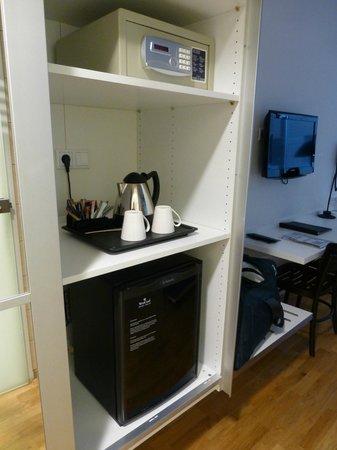 WestCord Hotel Delft: koffie/thee op de kamer