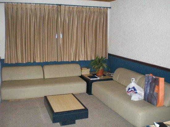 Hotel Suites Real 97: SALA DE ESTAR