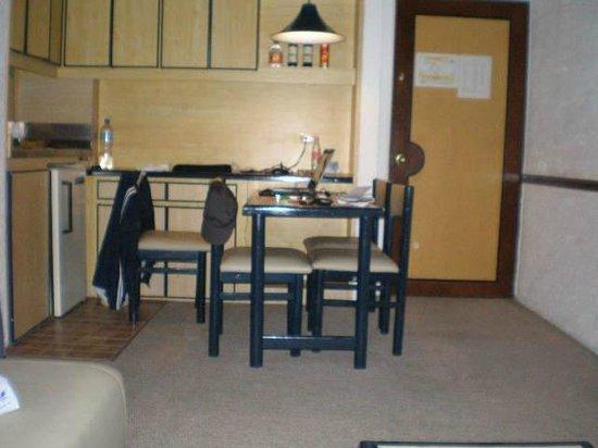 Hotel Suites Real 97: COZINHA
