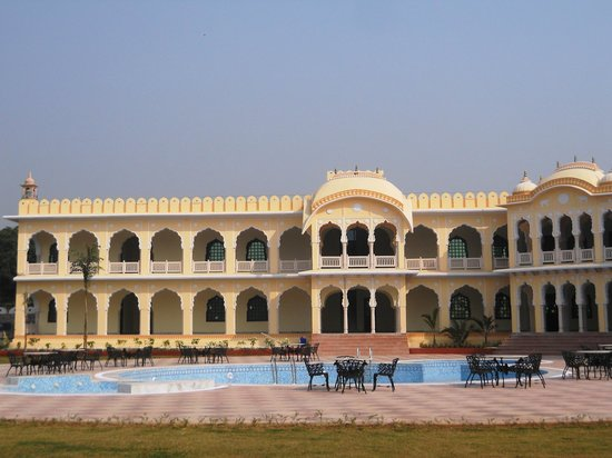 Raj Mahal The Palace