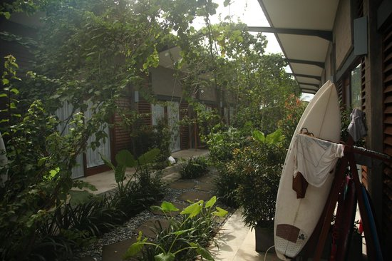 Komune Resort, Keramas Beach Bali: rooms