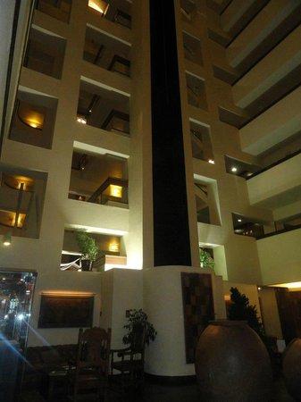 Hotel Galerias : Bela estrutura