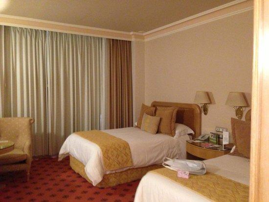 Gran Hotel Los Abetos: Our Room