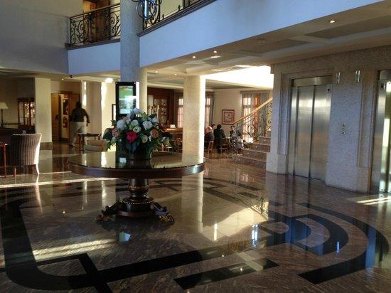 Gran Hotel Los Abetos: Lobby