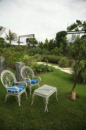 Komune Resort, Keramas Beach Bali: spa area