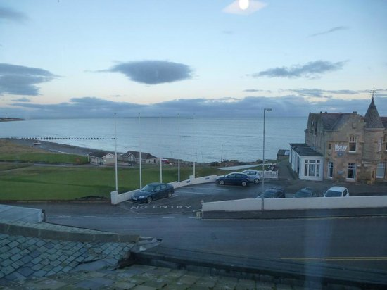 Stotfield Hotel: Room View - Moray Forth