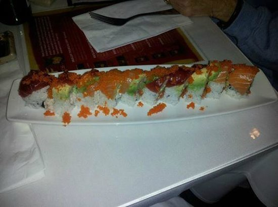 Sansei Seafood Restaurant: East Meets West Roll