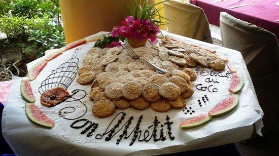 Hotel Club Royal Saly: biscotti