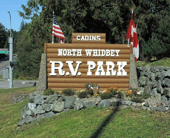 North Whidbey RV Park Welcome