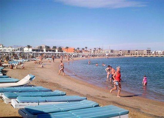 Dana Beach Resort Strand Und Nochmals
