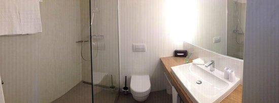 Hotel Waldegg : Bad