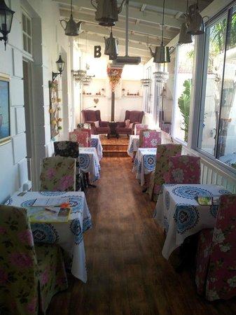 Blackheath Lodge: Dining area