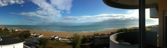 Hotel Meeting: Che panorama!!!:)