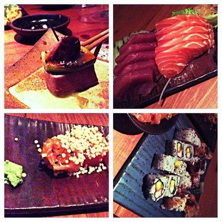 Sushi Leblon : Tasty moments