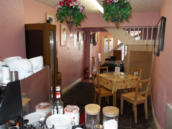 The Cobbles Cafe: Ground Floor Rear