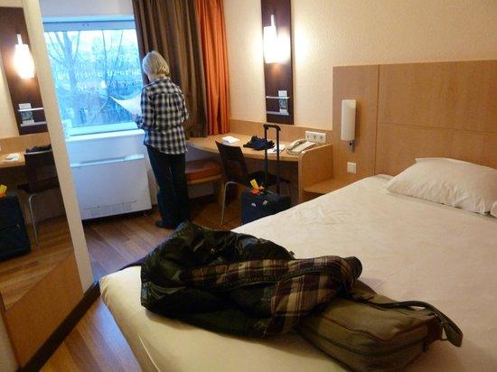 Ibis Amsterdam Centre: Bedroom