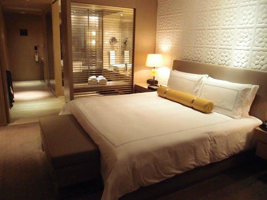 InterContinental Shanghai Puxi: Bedroom
