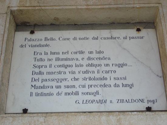 Hotel La Cantina di Ale a Palazzo Bello: Palazzo Bello