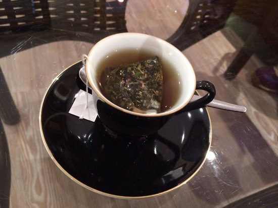 Oceana Day Spa: Amazing detox tea!