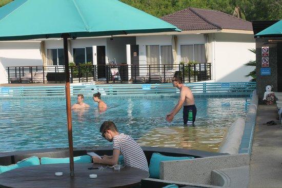 Mantra Samui Resort: Pool