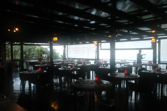 Mantra Samui Resort: Dining area