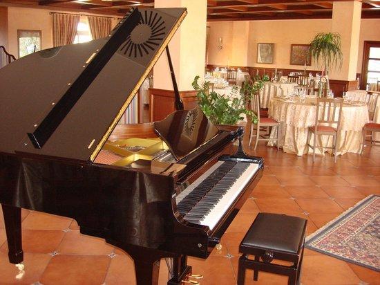 La Cantina di Ale: pianoforte