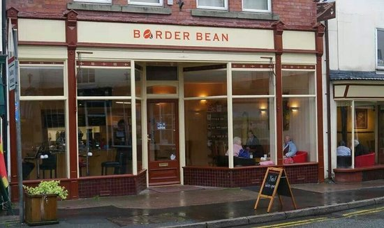 Kington, UK: Border Bean