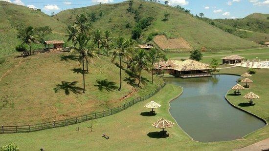 Fazenda Ribeirao Hotel De Lazer: Muito demais..
