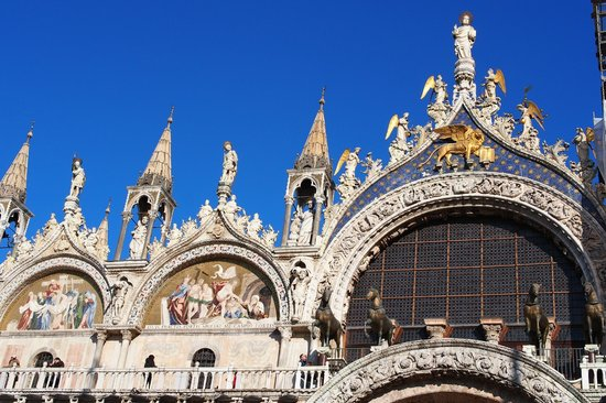 St. Mark's Square: San MArco