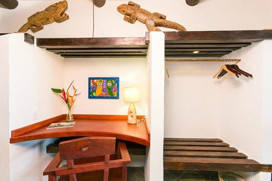 Tranquilseas Eco Lodge and Dive Center: gecko suite 3