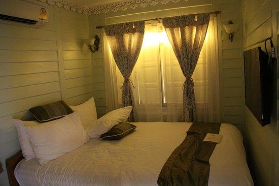 W Home Bangkok: une chambre
