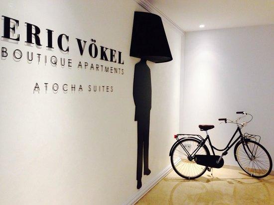 Eric Vökel Boutique Apartments - Atocha Suites: Main reception area