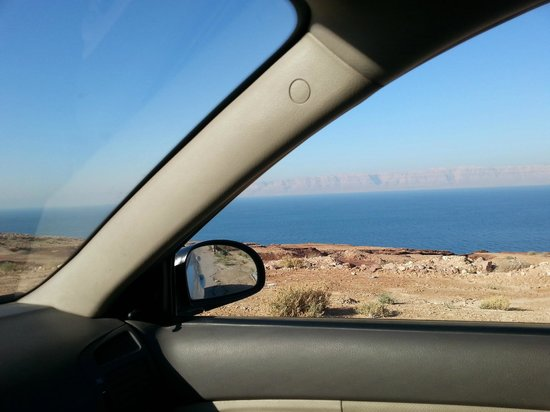 Movenpick Resort & Residences Aqaba : The way to Aqaba through Dead Sea Road