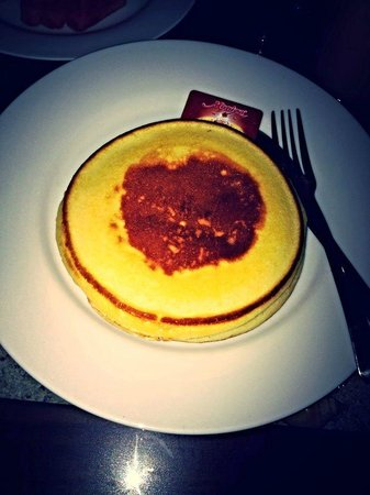 La House : The pancakes are to die for