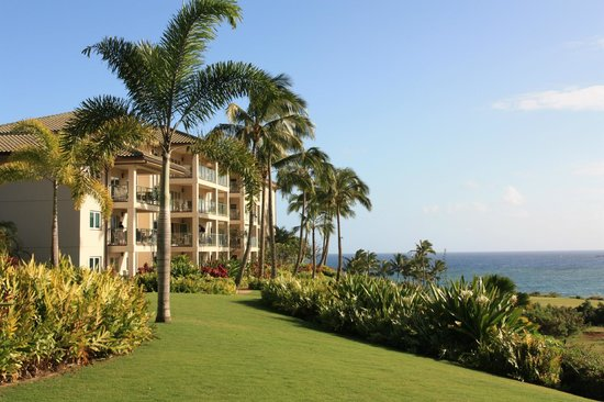 Marriott's Kauai Lagoons - Kalanipu'u: View of Building C