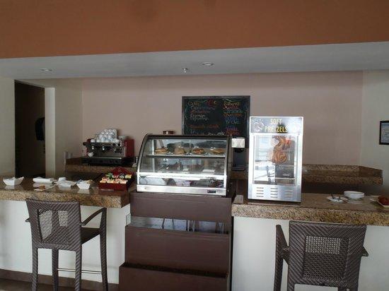 Secrets Huatulco Resort & Spa: coffee shop