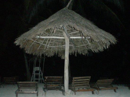 Eden Village Watamu Beach : Spiaggia di sera