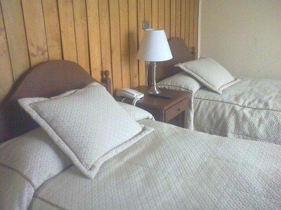 Hotel y Cabanas Terrazas Del Lago : el cuarto