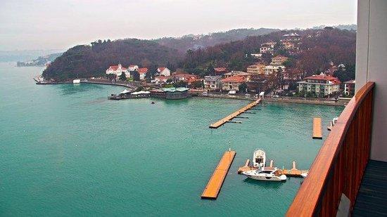 The Grand Tarabya: Tarabya Koyu ve Boğaz Manzarası