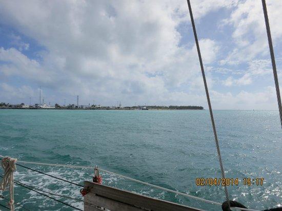Danger Charters: Sailing