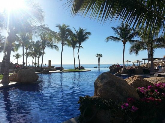 Grand Fiesta Americana Los Cabos All Inclusive Golf & Spa : Infinity Pool
