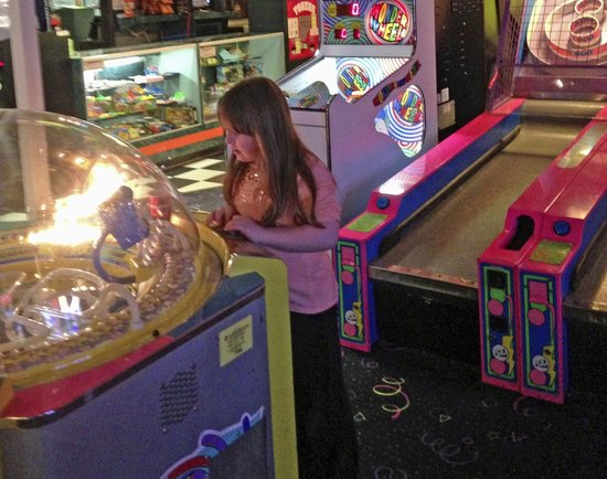 Sir Goony's Family Fun Center: Newly remodeled arcade game room that is fun for all ages!