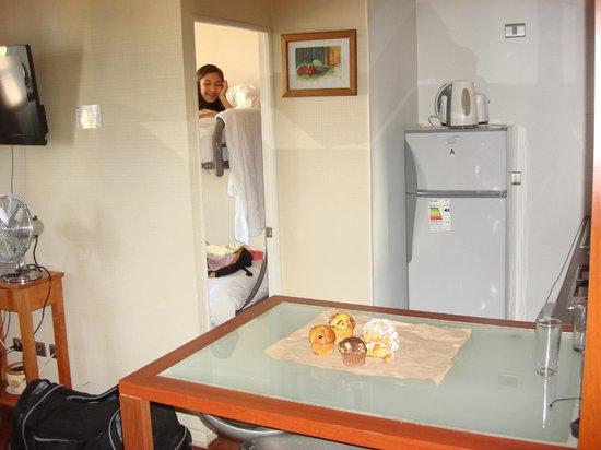 Chileapart.com: Interior apto com 2 quartos