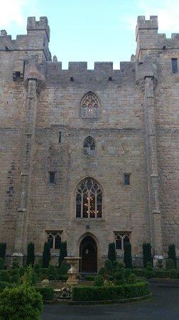 Langley Castle Hotel : Langley Castle